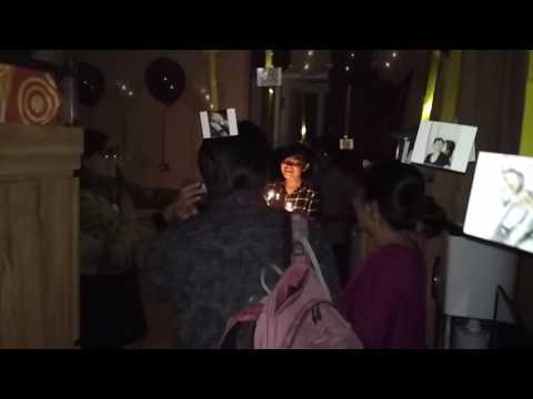 Ultah Leony 21 April 2017 di Apartemen part 1