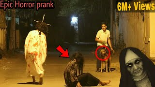 SCARY GHOST PRANK IN PAKISTAN - PART 2