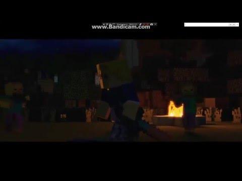 HEROBRAİN - Anıl Piyancı&Burak Oyunda - A Minecraft Orginal Music Video / Türkçe Minecraft Şarkısı