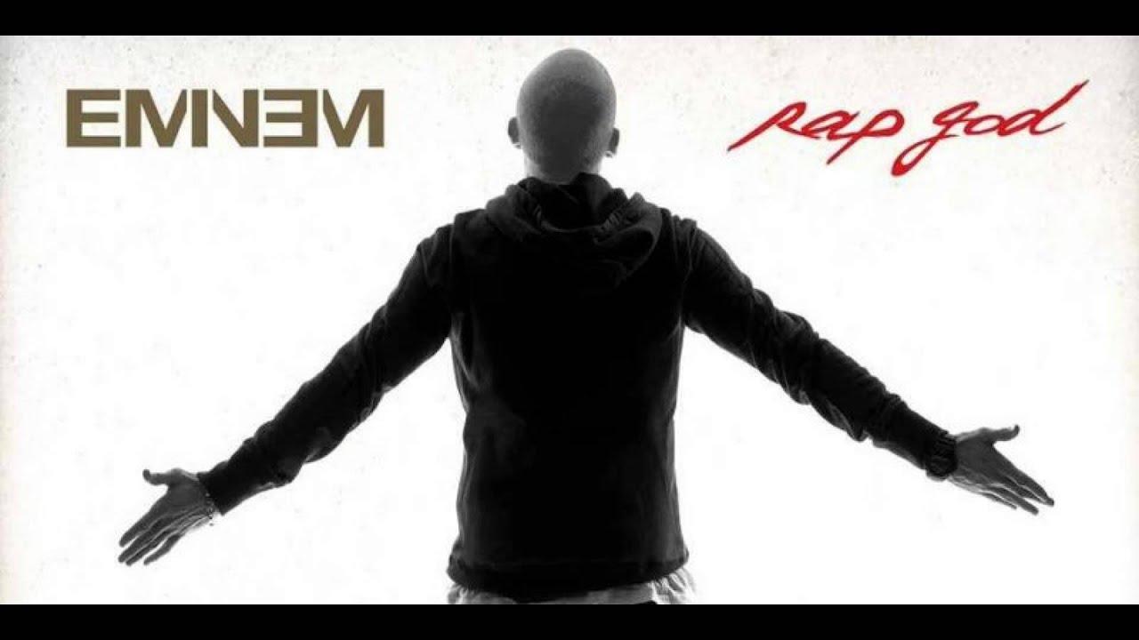 Rap God - Eminem Backw...