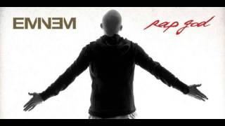 Rap God - Eminem Backwards