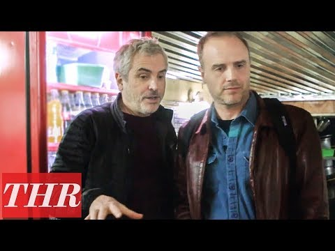 Alfonso Cuarón Gives Tour of Roma, Mexico | THR