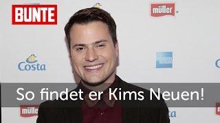 Rocco Stark - Das sagt er über Kims Neuen  - BUNTE TV