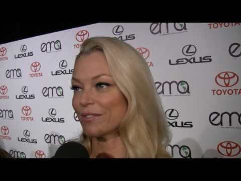 Actress Charlotte Ross ed By Ken Spector at the 20th Annual EMA Awards