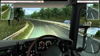 UK Truck Simulator Gameplay HD