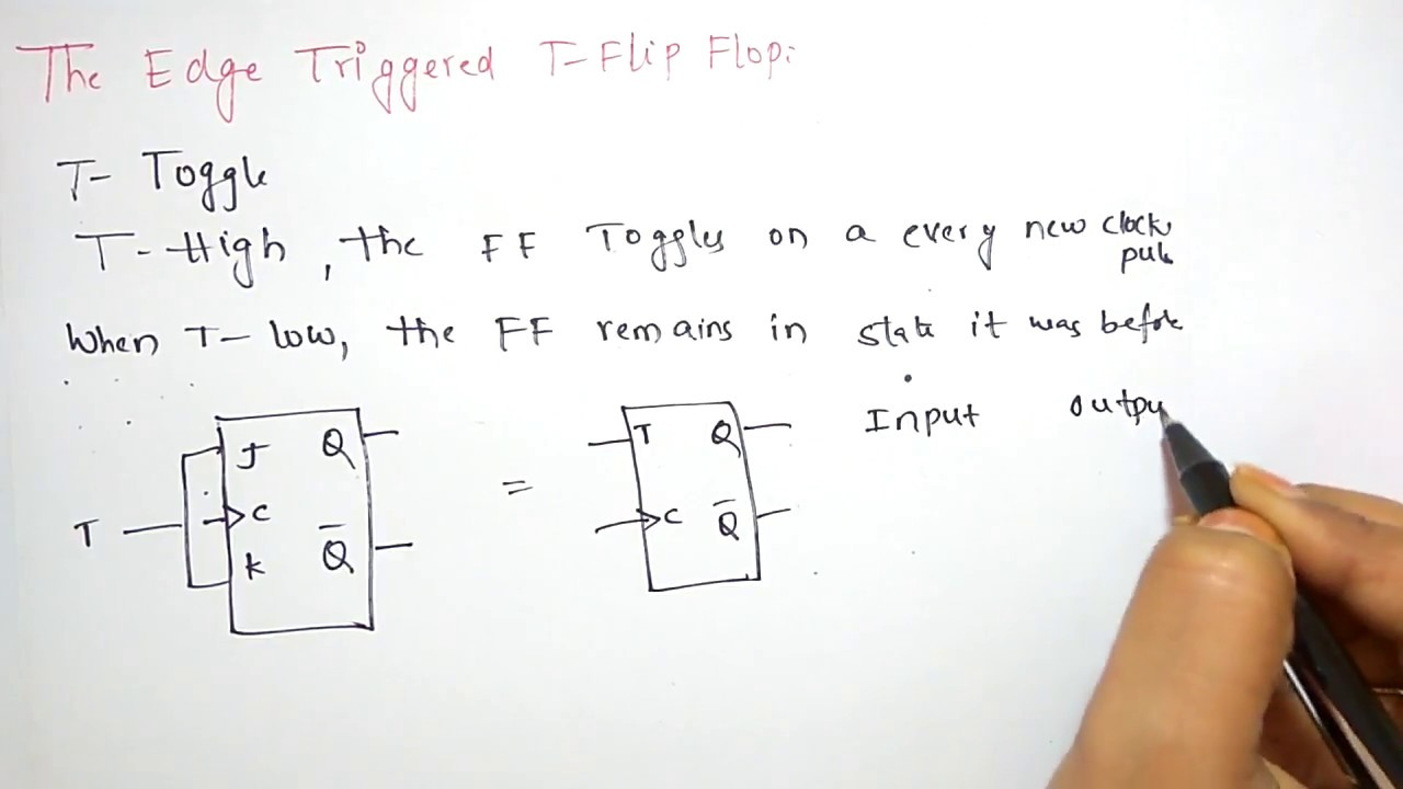 Toggle flip flop digital electronics youtube toggle flip flop digital electronics malvernweather Image collections