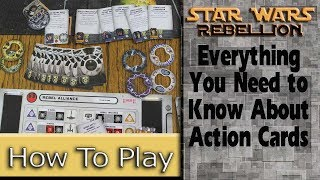 Action Cards: How to Play Star Wars: Rebellion, Part 1 Mp3