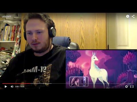 Ranger Reacts: The Last Unicorn (Cover) - Dan Avidan and Brian Wecht