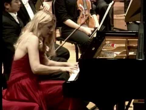 """Beethoven """"Für Elise"""" Valentina Lisitsa  Seoul Philharmonic"""