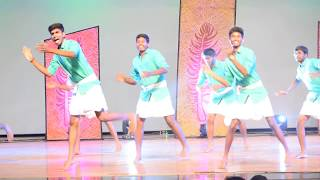 KEC Group Dance for Dheeran Chinnamalai Song