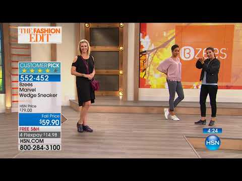 HSN | Bzees Footwear 08.26.2017 - 09 AM