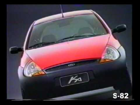 propaganda comercial ford ka 1998 brasil brazil youtube. Black Bedroom Furniture Sets. Home Design Ideas