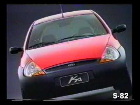 Propaganda Comercial Ford Ka 1998 Brasil Brazil Youtube