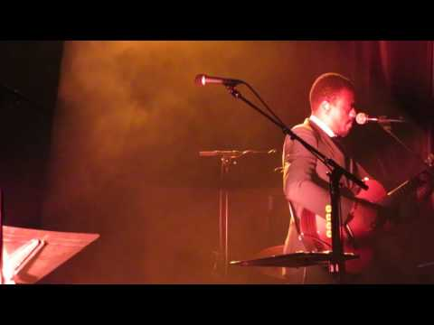 "Seu Jorge ""Life on Mars"" - Live @ Elysée Montmartre, Paris - 15/09/2016 [HD]"