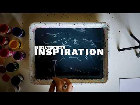 Ebru — The Art of Marbling