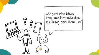 Kapitel 3: Wie sieht eine DSGVO-konforme Einverständniserklärung der Eltern aus?