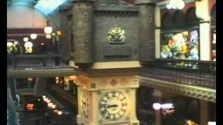 The Qvb Royal Clock