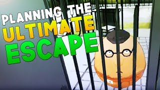 THE RETURN OF THE PRISON BOSS! | Prison Boss PSVR Gameplay