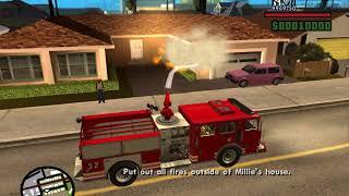 GTA San Andreas Breakup Phone Call From Millie Perkins Part 2