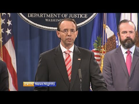 is-deputy-attorney-general-rod-rosenstein's-job-in-jeopardy?---enn-2018-09-24
