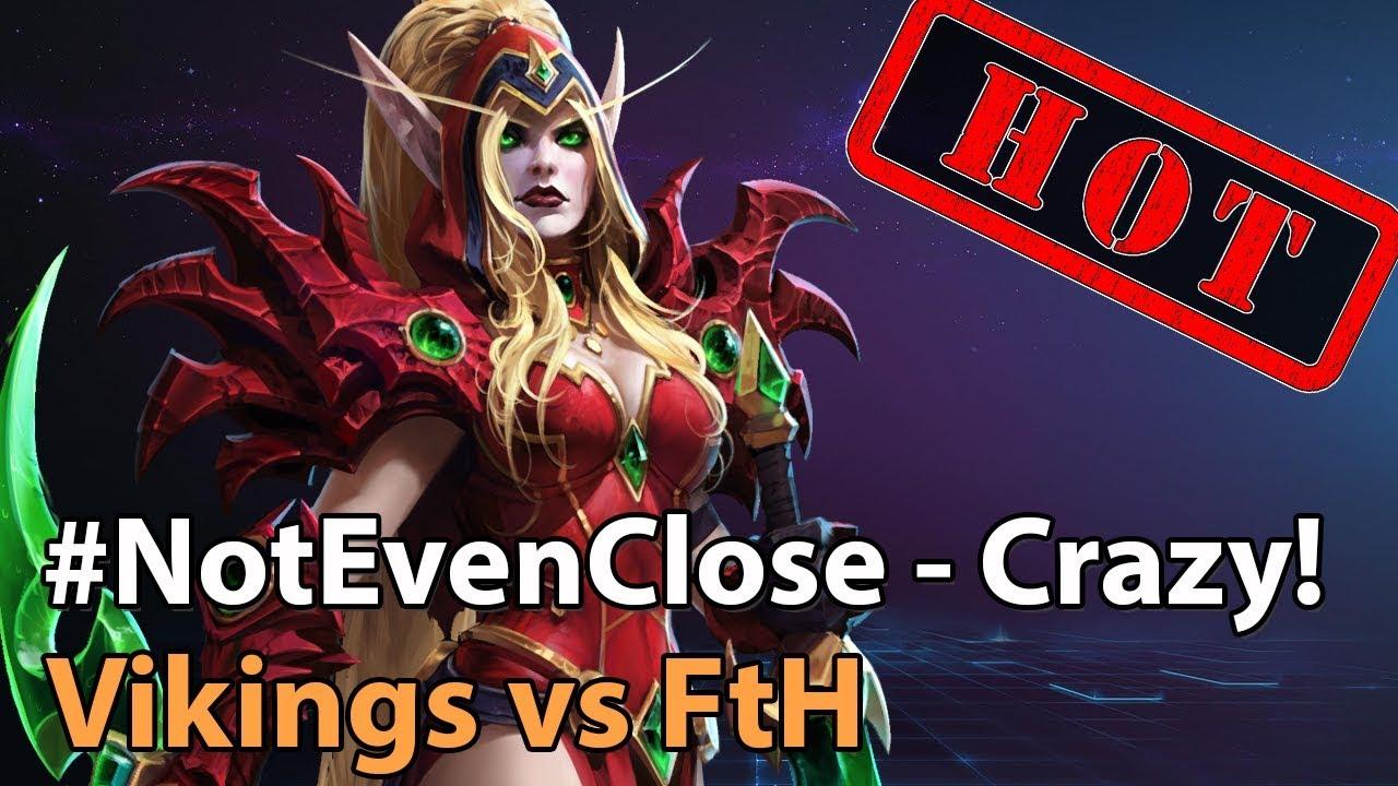 ► Vikings vs. Feel the Heat - Playoffs HeroesHype - Heroes of the Storm Esports