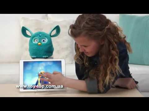 Furby Connect Ферби коннект 2016 игрушки