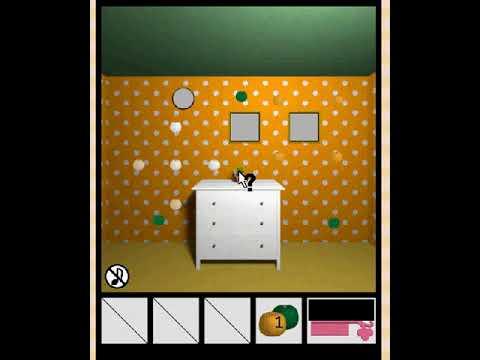 Room with Pumpkin walkthrough-脱出に挑戦 #43-tomolasido