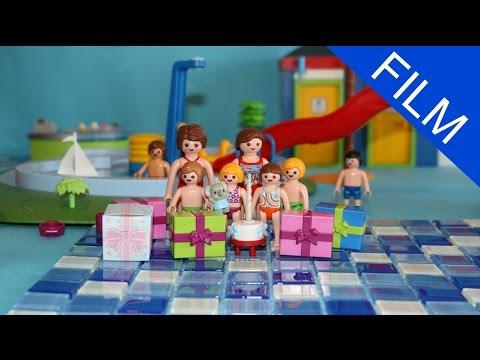 playmobil film deutsch der geburtstag von hannah yourepeat. Black Bedroom Furniture Sets. Home Design Ideas