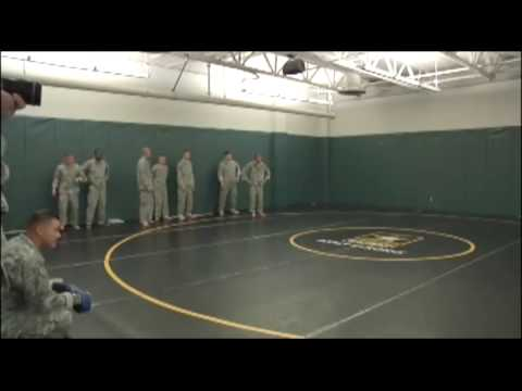 U S  Army Hand to Hand Combat Training techniques