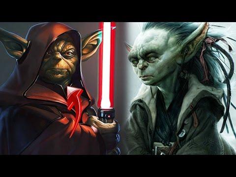 El Misterioso Origen de Yoda - Star Wars
