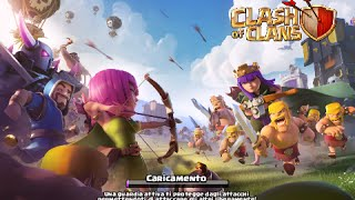 Clash of Clans War#1