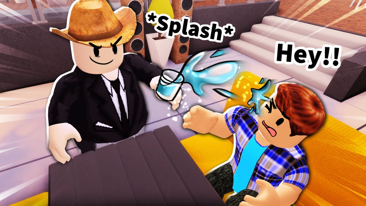 I ruined this Roblox restaurant