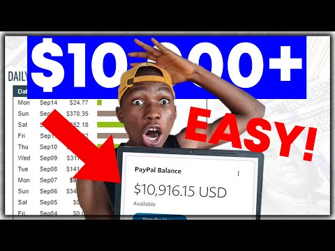 Affiliate Marketing 2021 – $0 To $10,000+ Per Month (Step BY Step Tutorial!)