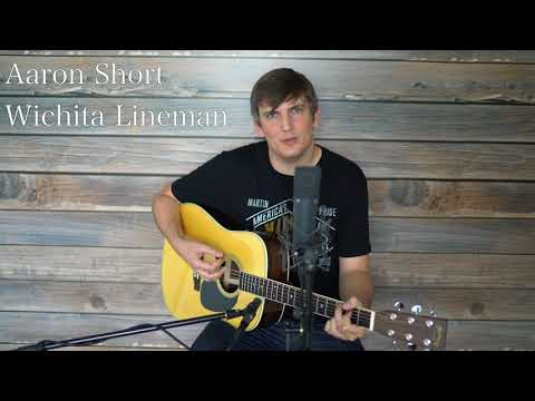 Wichita Lineman - Glen Campbell (Cover by Aaron Short)