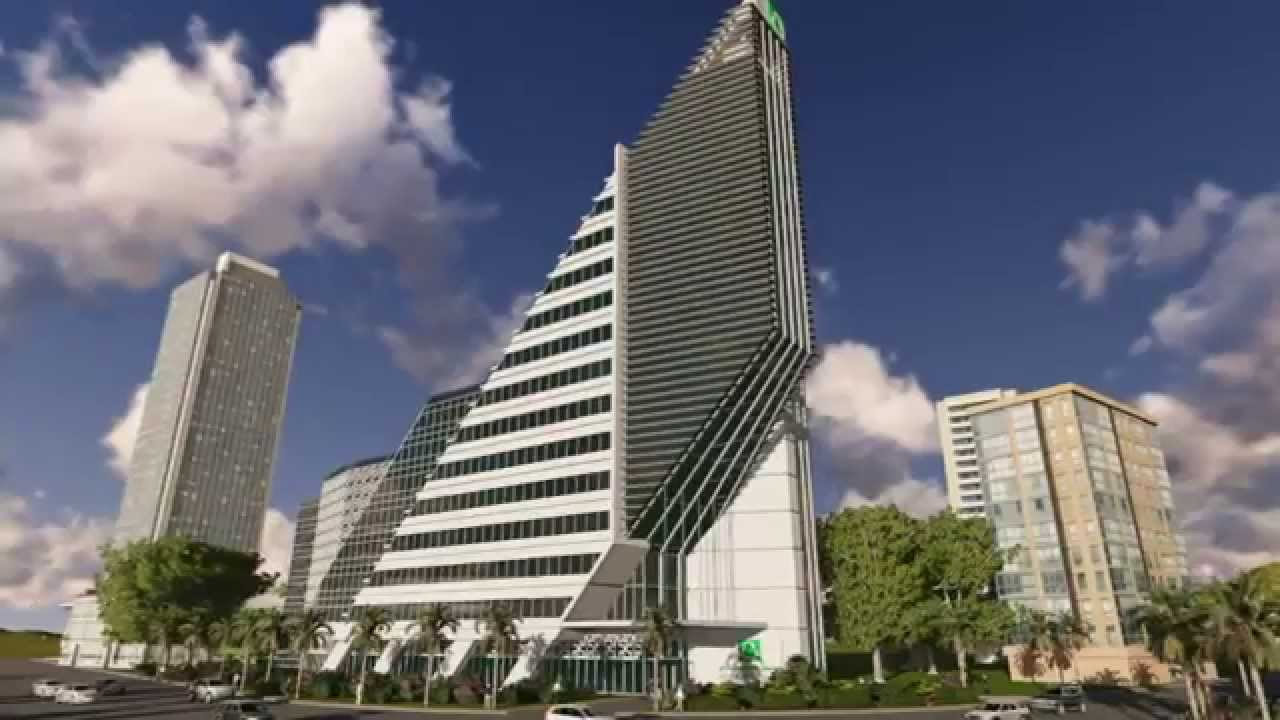 High Rise Office Building in Khartoum | PALAFOX - YouTube