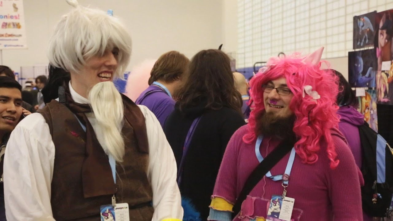 Bronies Take Brooklyn My Little Pony Gathering For Adults