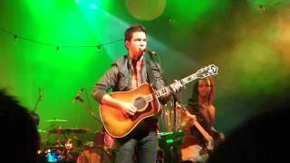 Andy Grammer - Biggest Man in Los Angeles - NYC 9/26/11