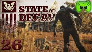 STATE OF DECAY # 26 - Banzai  «» Let
