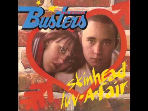 Busters All Stars - Skinhead Love Affair