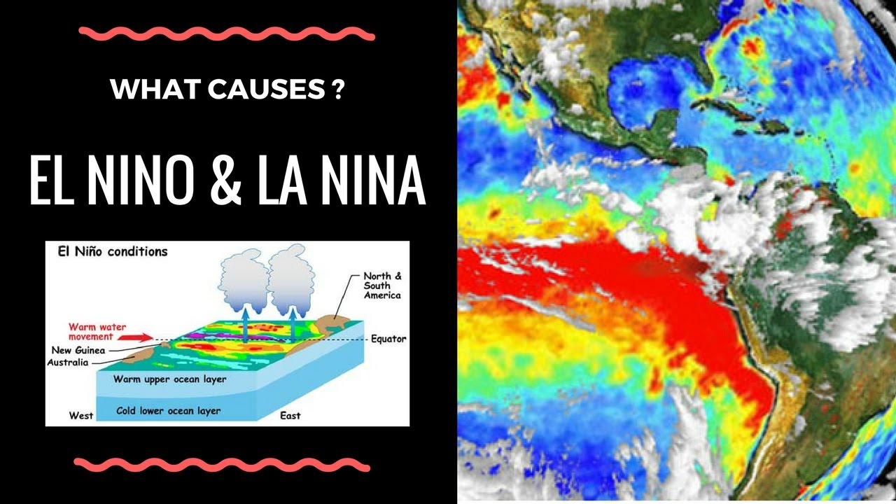 What Is El Nino And La Nina  How Are They Formed