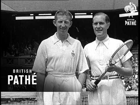 Wimbledon Finals (1937)