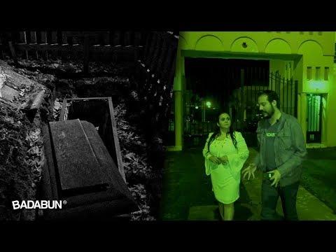 Cazador Paranormal Ep. 8 | Mi casa era un cementerio