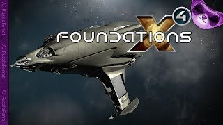 X4 Foundations Ep22 - Our free Capital ship!