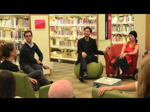 2014 UQ Architecture Lecture Series: Townsville Q&A