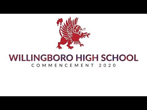 Willingboro High School Class of 2020 Virtual Commencement