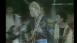 johnny hallyday concert twist rock remix megamix medley MIC