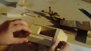 Wood Toy Plans - Jake Builds A Wood Toy Tank