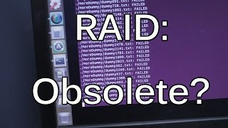 RAID: Obsolete? New Tech BTRFS/ZFS and