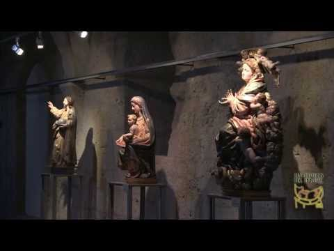 Entrega de Piezas restauradas a la Diputación de Valladolid