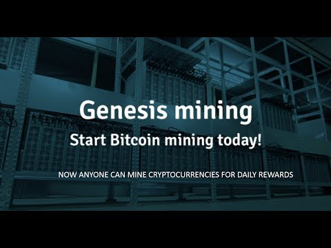 Genesis Mining: Now anyone can mine Bitcoin at a PROFIT today.